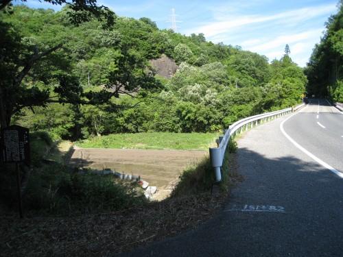 鬼ヶ岳嶽の道