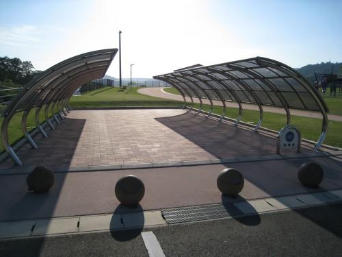 総合運動公園内