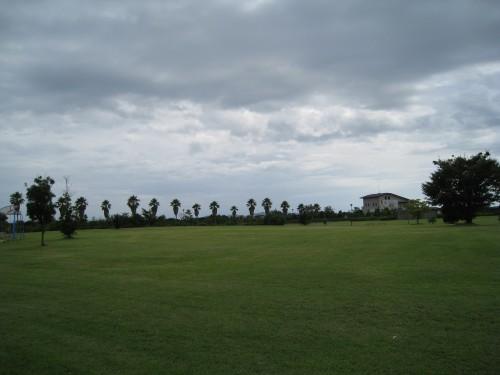 寄島町 三ツ山スポーツ公園