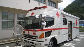 日本に1台しかない救急車を見たぞー!!ワールド・ファーストエイド・デーin井原に行ってきた