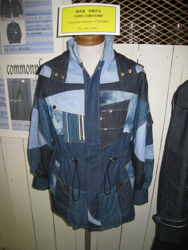 nostalgic skiwear in DENIM