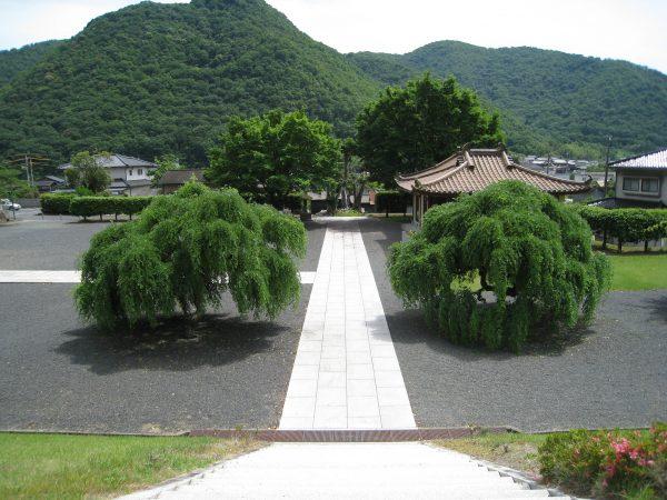 囲碁発祥の地