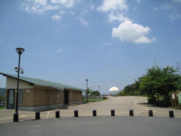 運動公園入口