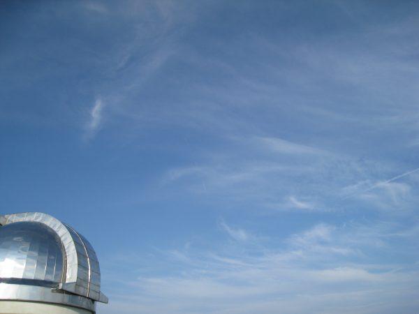 観測所からの風景