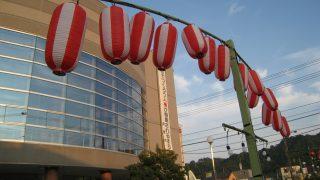 明日は、井原市の夏祭り・夏祭り前夜の様子をみてね♪ 明日に早くなーれ!