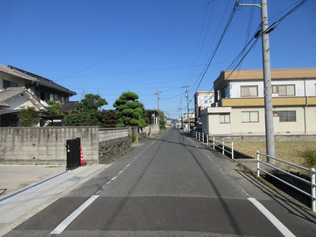 井原駅付近