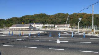 ドライブしていたら新しい道路が出来ている・・稲倉小学校が見えるぞ^^-!!【井原市】
