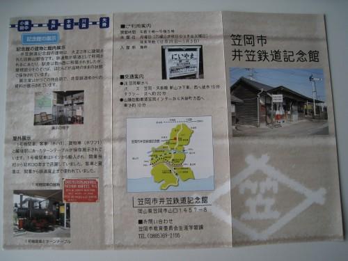 井笠鉄道記念館のカタログ