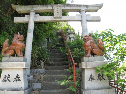 井原市内の神社