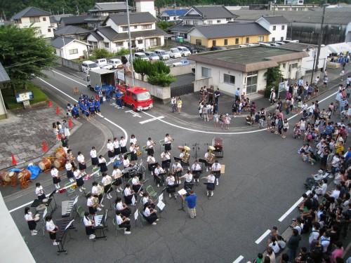 子守唄の里 ふれあい祭り2015