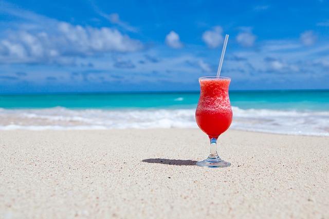 暑い夏 トロミカルジュース