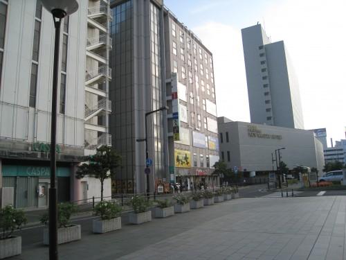 福山市駅前