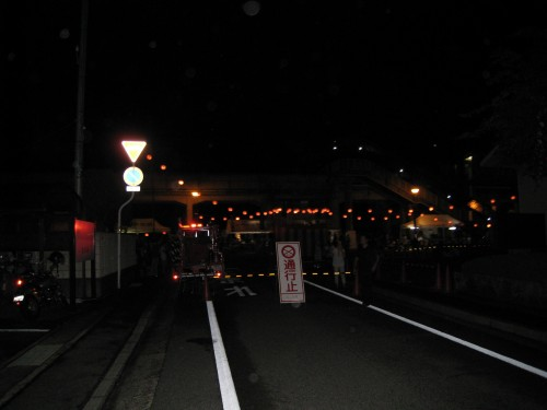 高屋駅前通り