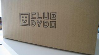 アジトに謎の箱が届いた・・CLUB DYDOという文字が書いてあるが、謎だらけだ!?
