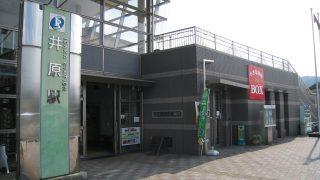 井原駅構内で何かが起こっていた・・・衝撃の事実に驚く事なかれ! 小さな○○が、