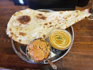 インド料理 ナン