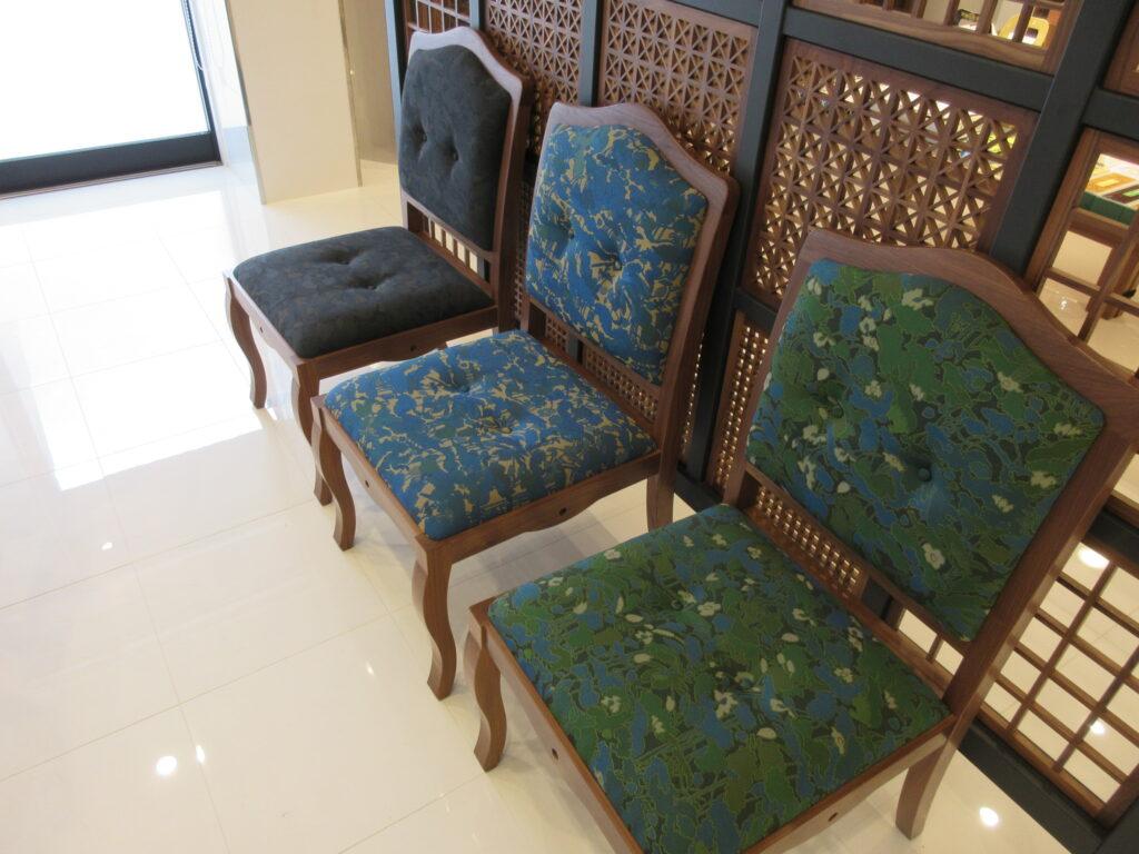 デザイナーが手掛ける椅子
